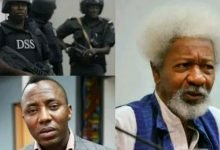 Photo of DSS must stop display of naked power and release Sowore now – Wole Soyinka