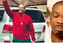 Photo of Don Jazzy once produced a song while sleeping – Bankulli