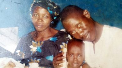 Photo of Tragedy as husband dies 24 hours after wife's death
