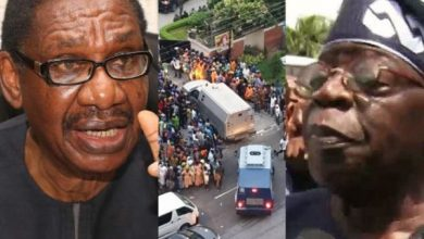 Photo of There is no merit in bullion van petitions against Tinubu – Itse Sagay