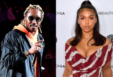 Photo of Future and Lori Harvey spark dating rumours, seen hugging and cuddling