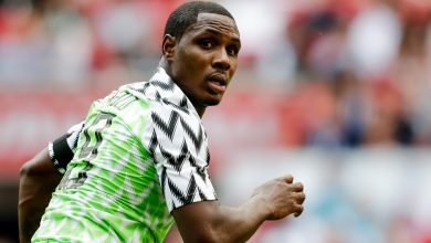 Photo of Ighalo sends strong warning to Osimhen