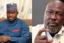 Photo of We have evidence of Dino Melaye being responsible for Kogi election violence – Governor Yahaya Bello's aide
