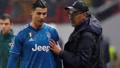 Photo of Sarri speaks on 'rift' with Cristiano Ronaldo