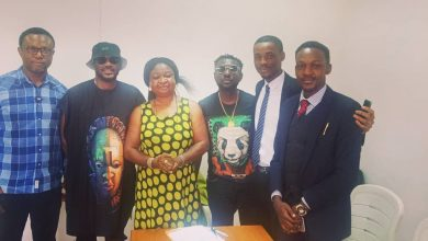 Photo of What Blackface said after out of court settlement with 2face