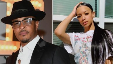 Photo of T.I's daughter takes first action against him for revealing details about her virginity