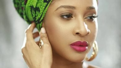 Photo of Adesua Etomi returns to Instagram after month-long break, posts disturbing message