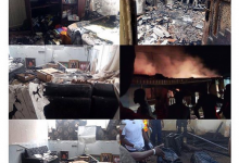Photo of Perm Sec, pregnant wife, 2 kids burnt to death
