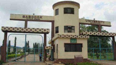 Photo of Babcock university finally speaks on viral s3x tape of two of its students