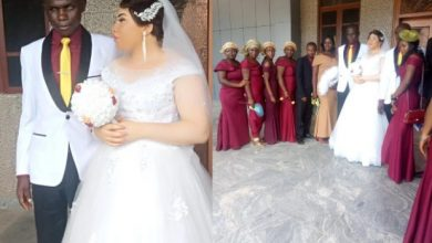 Photo of The inspiring story of a Bride and her physically challenged husband