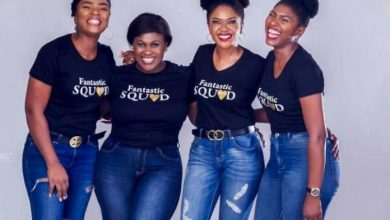 Photo of Nollywood's fantastic four: Ufoma McDermott finally addresses rumored fight with Omoni Oboli, Chioma Akpotha and Uche Jombo