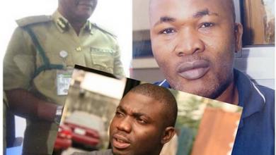 Photo of Kirikiri bosses that helped H-money operate from prison, arrested
