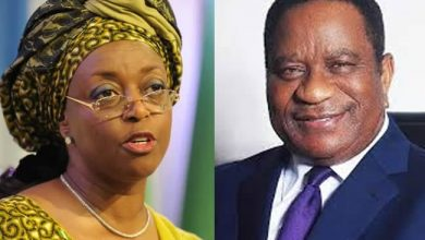 "Photo of ""I Told My Wife, Diezani Alison-Madueke Not To Bring Money Home"" – Husband (Photos)"