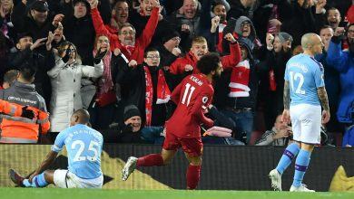 Photo of HIGHLIGHTS: Liverpool vs Manchester City 3-1
