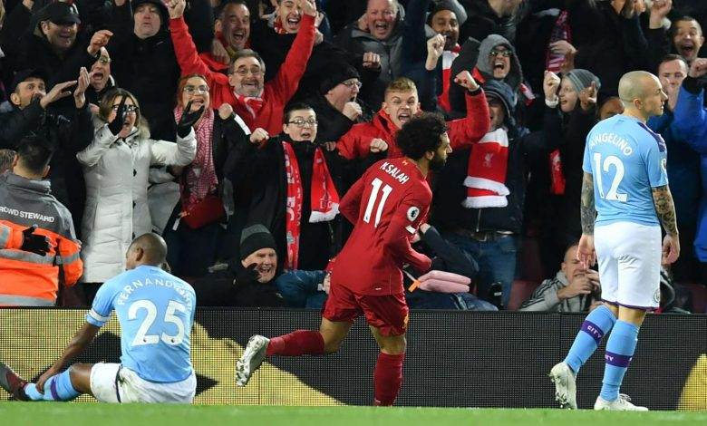 Liverpool vs Manchester City 3-1 Highlights Download