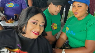 Photo of Femi Adebayo, Dayo Amusa, Ronke Oshodi, others join Adediwura Gold to empower widows in Lagos (photos)