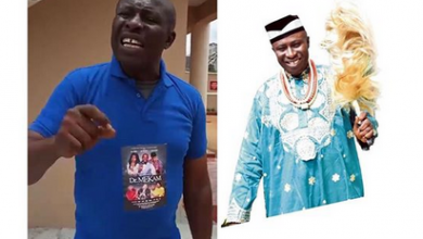 Photo of Nollywood actor, Theodore Anyanji, is dead