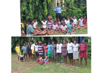 Photo of 14 pregnant teens, 4 children rescued after a set of twins were stolen at a baby factory
