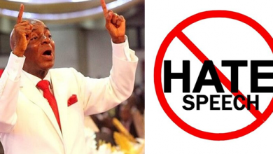 Photo of Watch video of Bishop Oyedepo reacting to the hate speech bill at Shiloh