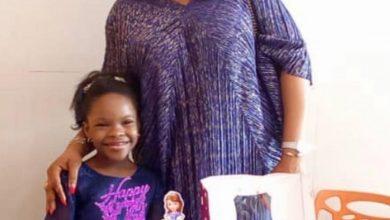 Photo of Dino Melaye's Babymama celebrates daughter's 7th birthday in style (photos)