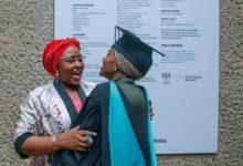 Photo of All what the first family hid about Buhari's daughter's graduation in UK Varsity