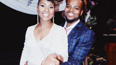 Photo of Gospel Singer Travis Greene renews wedding vow with wife for birthday