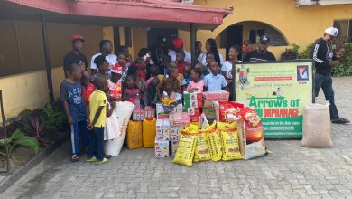 Photo of K2O Entertainment visits orphanage home to mark 6th anniversary