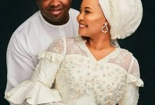 Photo of Oba Saheed Elegushi celebrates new wife's birthday with a heartwarming message
