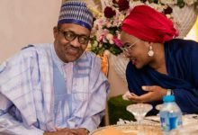 Photo of My husband doesn't have time for me – Aisha Buhari finally reveals why she 'talks too much'