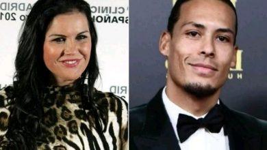 Photo of Ronaldo's sister slams Van Dijk over his joke at the 2019 Ballon d'Or awards