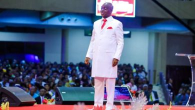 Photo of Bishop Oyedepo issues strong prayer points at 2019 Shiloh