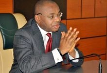 Photo of Governor Emmanuel Udom announces loss of his father