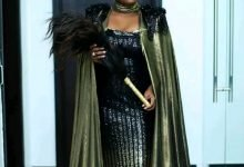 Photo of How Bisola Aiyeola turned up for Google's Coming to America themed party (Photos)