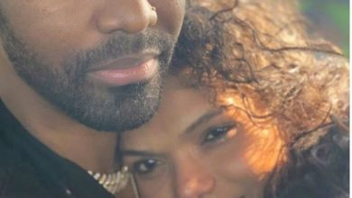 Photo of Jamaican singer, Konshens heaps praises on his wife after she dumped him