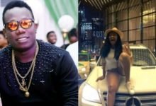 Photo of Duncan Mighty calls out Etinosa after she flaunted Toyota Venza as gift she received