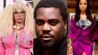 Photo of Dencia reacts as Yomi Black calls out Toke Makinwa over Cardi B