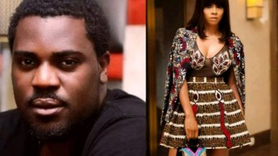 Photo of Yomi Black insists Toke Makinwa's lifestyle is questionable