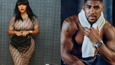 Photo of Anthony Joshua is my spiritual husband – Daniella Okeke