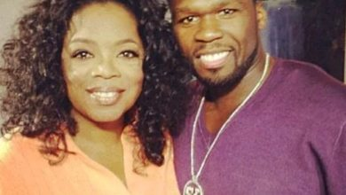 Photo of 50 Cent calls out Oprah Winfrey for targeting black men accused of sexual assault while turning a blind eye to white men with same accusation