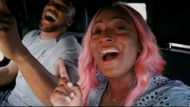 Photo of Anthony Joshua might turn DJ Cuppy into a punching bag?