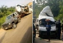 "Photo of Peace Mass Transit speaks on accident that killed ""18"" people"