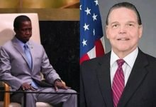 Photo of Zambia's President, Edgar Lungu says US Ambassador should leave the country after defending gay couple