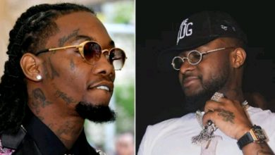 Photo of Davido and Offset speak on their Twitter beef