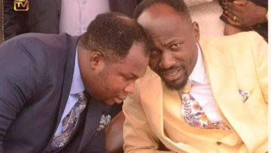 Photo of Apostle Suleman's spiritual son escapes assassination