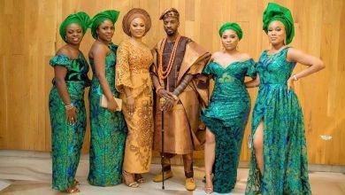 Photo of 9ice's ex-wife grumbles as he weds for the third time