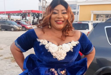 Photo of Faithia Balogun, Ayo Adesanya, others storm Ogogo's 60th birthday in style (photos)