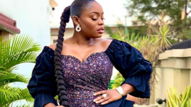 Photo of What Bisola Aiyeola's mother told her at her 70th birthday party (photos)