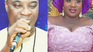 Photo of How Bisola Badmus is battling to be KWAM1's wife…