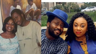 Photo of Desmond Elliot gives wife special treatment for 16th wedding anniversary (photos)