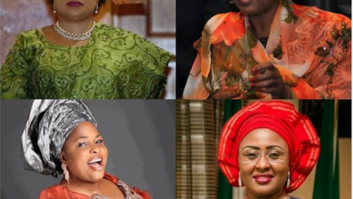 Photo of Patience Jonathan emerges Nigeria's best first lady…knocks out Aisha Buhari